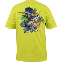 Salt Life Mens Paradise Slam T-Shirt