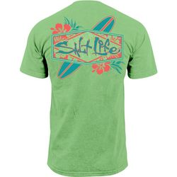 Salt Life Mens Sup Daze Short Sleeve T-Shirt