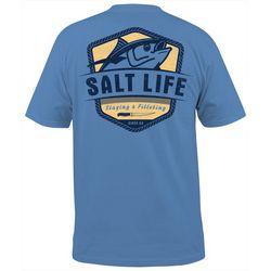 Salt Life Mens Tuna Fillet Pocket T-Shirt