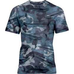 Salt Life Mens Camo Sea SLX UVapor Pocket T-Shirt