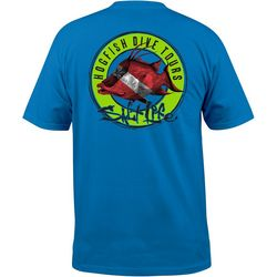 Salt Life Mens Hog Tours Short Sleeve T-Shirt