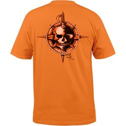 Salt Life Mens Skull of Life Short Sleeve T-Shirt