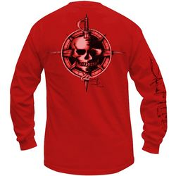 Salt Life Mens Skull of Life Long Sleeve T-Shirt