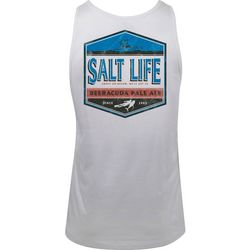 Salt Life Mens Beeracuda Tank Top