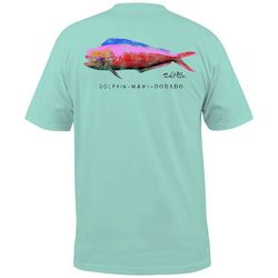 Salt Life Mens Dolphin Mahi T-Shirt