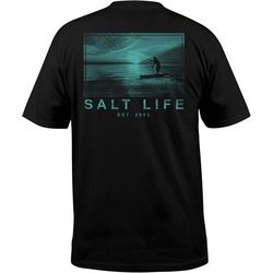 Salt Life Mens Vast Waters Short Sleeve T-Shirt