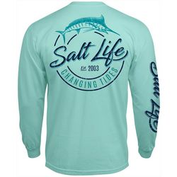 Salt Life Mens Changing Tides Long Sleeve T-Shirt