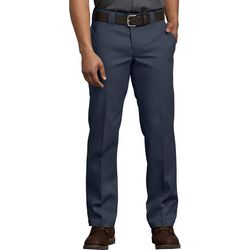 Dickies Mens 873 Flex Work Solid Slim Fit Pants