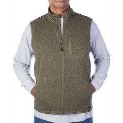 Smiths Mens Full Zip Fleece Vest
