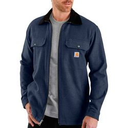 Carhartt Mens Rain Defender Pawnee Shirt Jacket
