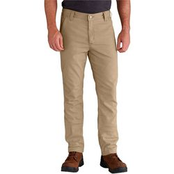 Carhartt Mens Rugged Flex Rigby Straight Fit Pants