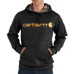 Carhartt Mens Force Extremes Signature Hooded Sweatshirt