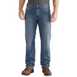 Carhartt Mens Rugged Flex Relaxed Fit Jeans