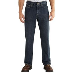 Carhartt Mens Relaxed Fit Holter Jeans