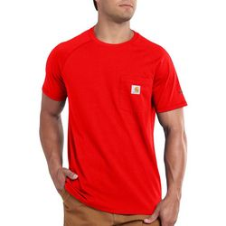 Carhartt Mens Force Cotton Delmont T-Shirt