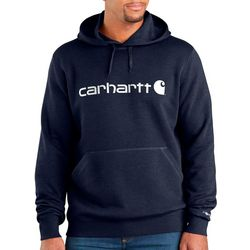 Carhartt Mens Force Delmont Hooded Sweatshirt