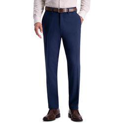 Kenneth Cole Reaction Mens TECHNI-COLE Modern Fit Pants