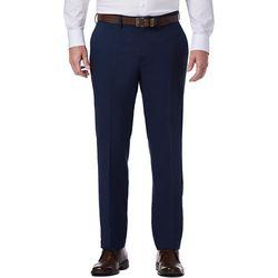 Kenneth Cole Reaction Mens TECHNI-COLE Slim Fit Pants