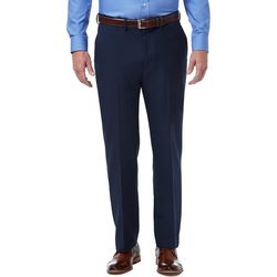 Haggar Mens Premium Comfort Classic Fit Dress Pant