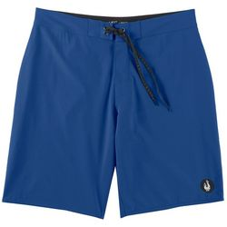 Maori Hook Mens Solid Boardshorts