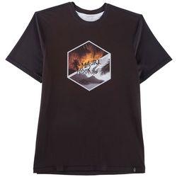 Maori Hook Dusk Till Dawn Performance T-Shirt