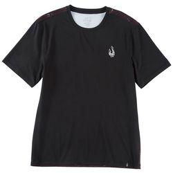Maori Hook Mens Performance Totem Back Graphic T-Shirt