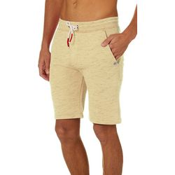 Maori Hook Mens Textured Terry Shorts