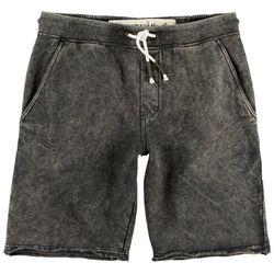 Maori Hook Mens Garment Wash Shorts
