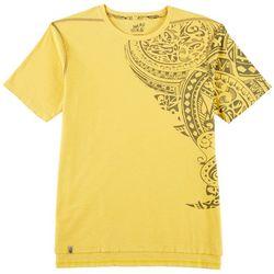 Maori Hook Mens Stoner Graphic T-Shirt
