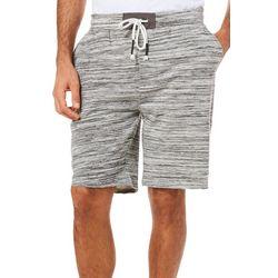 Maori Hook Mens Textured Stripe Shorts