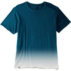 Maori Hook Mens Fade Graphic T-Shirt