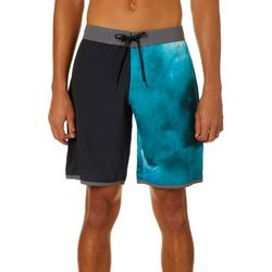 Maori Hook Mens Colorblock Boardshorts