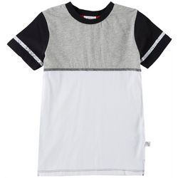 Flapdoodles Toddler Boys Colorblock T-Shirt