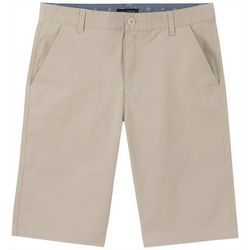 Nautica Little Boys Solid Deck Shorts