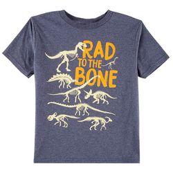 TSI Little Boys Rad To The Bone T-Shirt