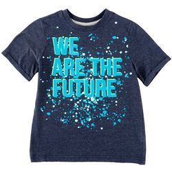 Hollywood Little Boys We Are the Future T-Shirt