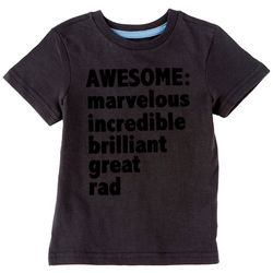 Hollywood Toddler Boys Define Awesome T-Shirt