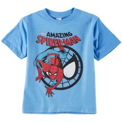 Marvel Spider-Man Little Boys Amazing Spider-Man T-Shirt