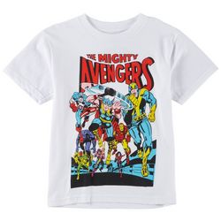 Marvel Avengers Little Boys Mighty Avengers T-Shir