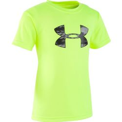 Under Armour Little Boys Big Tech Logo T-Shirt
