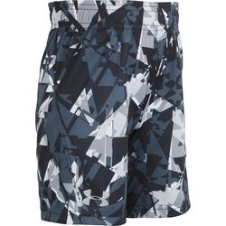 Under Armour Little Boys Boost Fractal Print Shorts