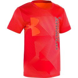 Under Armour Little Boys Twisted Logo T-Shirt