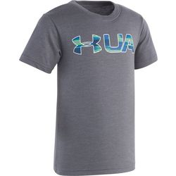 Under Armour Little Boys UA Voltage Linear Logo T-Shirt