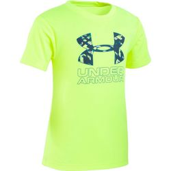 Under Armour Little Boys UA Knockout Logo T-Shirt