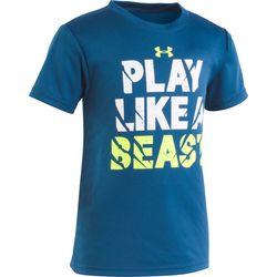 Under Armour Little Boys UA Play Like A Beast T-Shirt