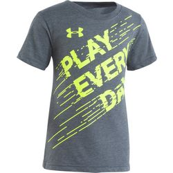Under Armour Little Boys UA Play Everyday T-Shirt