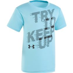 Under Armour Little Boys Try To Keep Up T-Shirt
