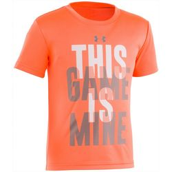 Under Armour Little Boys UA This Game Is Mine T-Shirt