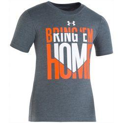 Under Armour Little Boys Bring 'Em Home T-Shirt