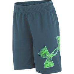 Under Armour Little Boys UA Fleet Striker Shorts